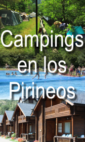 Campings en los pirineos
